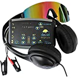 DAVID Delight Pro | Light and Sound Device | MInd Alive's top model Mind Machine | Used for Brain Training and Relaxation.