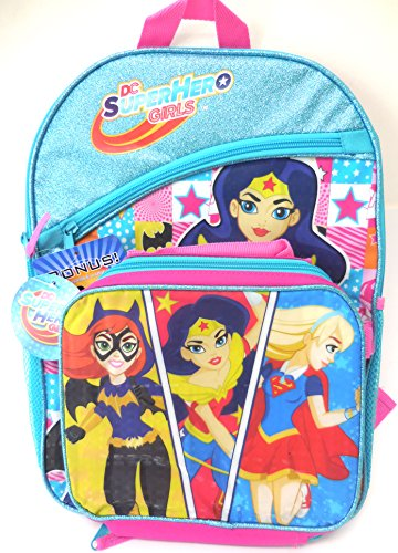 DC Comics Super Girls Backpack product image