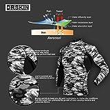 DRSKIN UV Sun Protection Long Sleeve Top Shirts