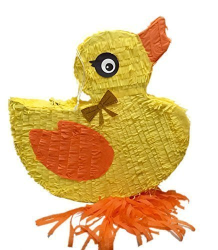 Yellow Duck Pinata by (Pinata Baby)