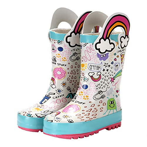 Muck Up Day Costumes For Girls - Girls & Boys Rain Boots with