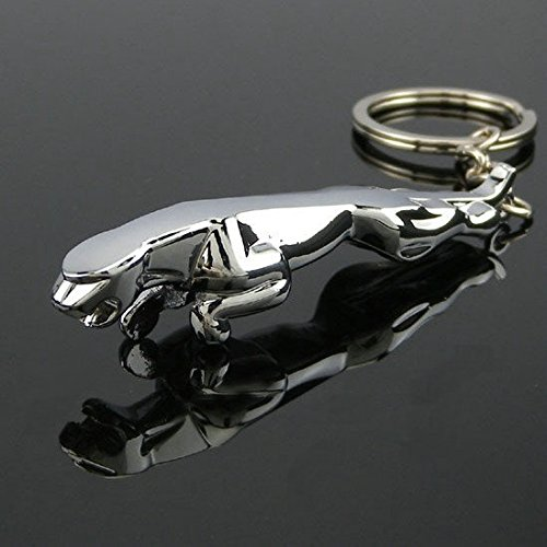 Onm Jaguar Car Logo Metal Key Chain Amazon In Bags Wallets Luggage