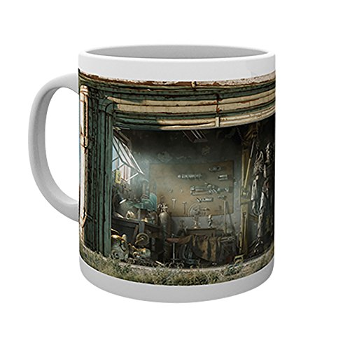 Price comparison product image 10oz Fallout 4 Garage Mug