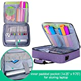 Luxja Carrying Bag for Cricut Accessories and