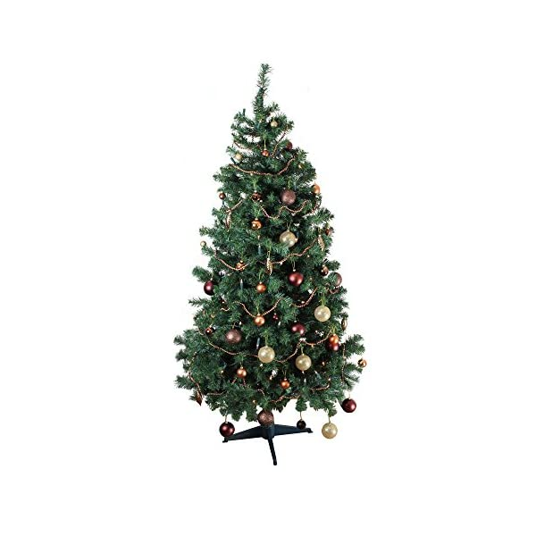 Homegear-Deluxe-6ft-7001000-Tips-Artificial-XmasChristmas-Tree