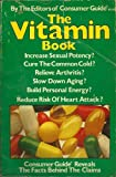 The Vitamin Book, Consumer Guide Editors, 0671248197