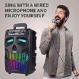 EIFER Portable Bluetooth Speaker 50W Wireless