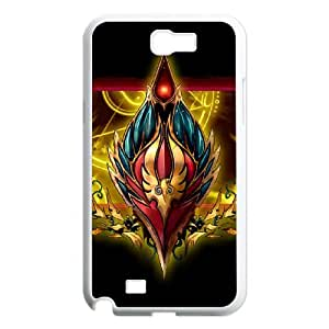 Samsung Galaxy Note 2 N7100 Phone Case ,designed pattern with World of Warcraft