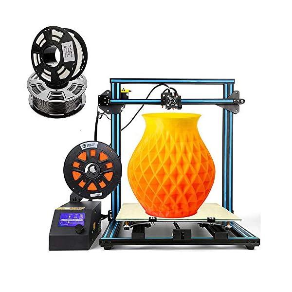 3D Bazaar Creality CR-10 S5 500 * 500 * 500mm 3D Printer Kit
