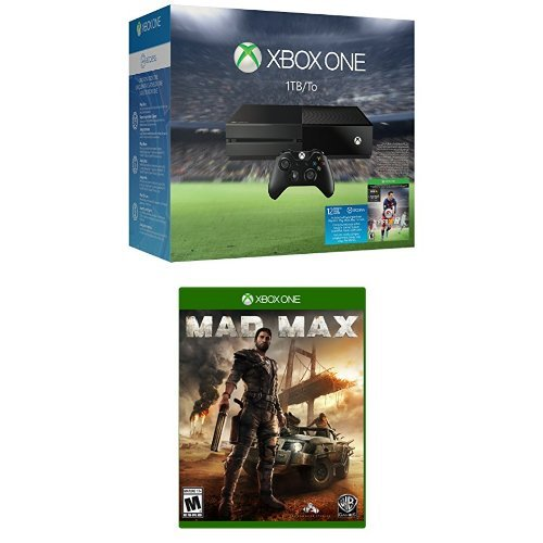 Xbox One 1TB Console Sports Bundle