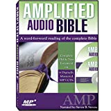Taw Global 91485 Amplified Bible On 6 MP3 Audio CDs-Old & New Testament