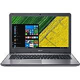 Notebook ACER F5-573G-74DT I7- 7500U 16GB 2TB Nvidia 940MX 4GB Dedi DVD 15.6´´ W10HOME SL - NX.GJTAL