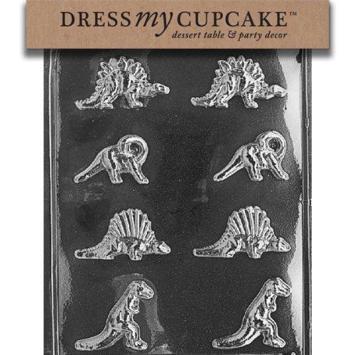 Dress My Cupcake Chocolate Dinosaurs