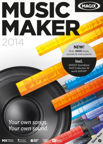 MAGIX Music Maker 2014 Download product image