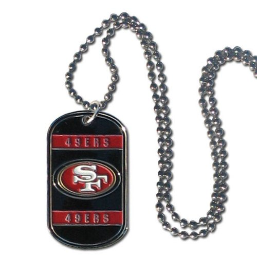 NFL San Francisco 49ers Dog Tag - Tag 49ers Dog