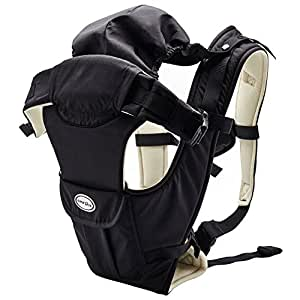 Lifewit Baby Carrier Soft Front baby Backpack 5 Carrying Positions for 7.9-26.4lbs Infant Toddler