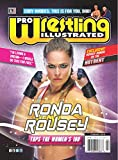 Pro Wrestling Illustrated Magazine-February 2019: PWI Women's 100-Collector's Edition; Ronda Rousey, Alexa Bliss, Becky Lynch, Cody Rhodes, Charlotte ... many more Superstars! +PWI Official Ratings