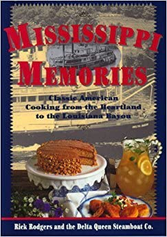 Guest Chefs Old Fashioned Holidays Cookbook Recipes Book Vintage 1991 Delta Queen Mississippi Queen Steamboats