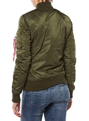 Pm 1 Wmn Veste Femme Alpha Industries Dark Green Vf Ma ZwBx1Cq