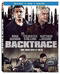 Cover Image for 'Backtrace [Blu-ray + DVD + Digital]'