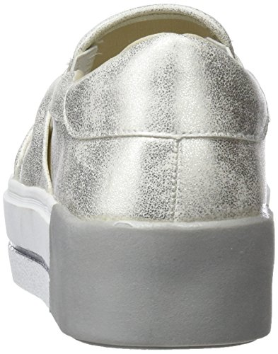 48026 Zapatillas para Gold Mujer Cordones sin XTI Dorado UpWRqdqf