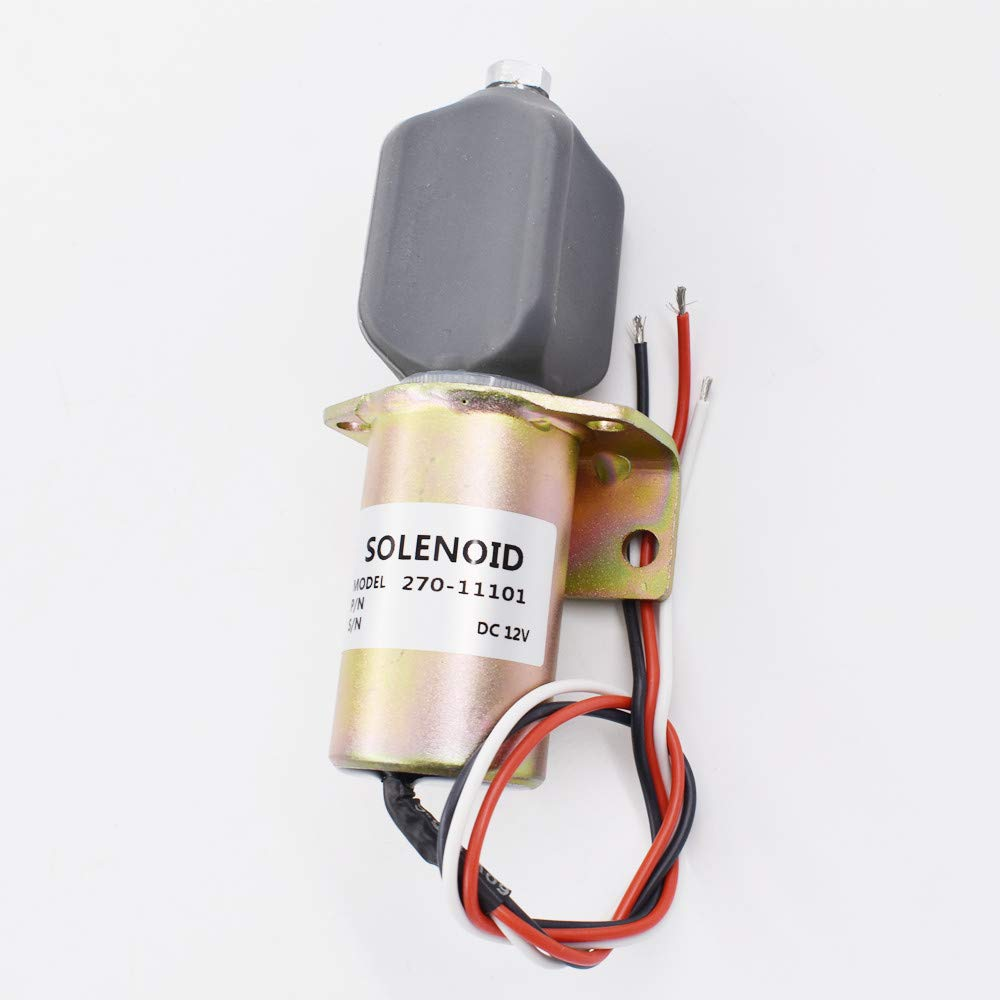 labwork-parts 3-Wire Electric Solenoid Valve Replaces 270-11101 Fit for Electric Corsa Captains Systems