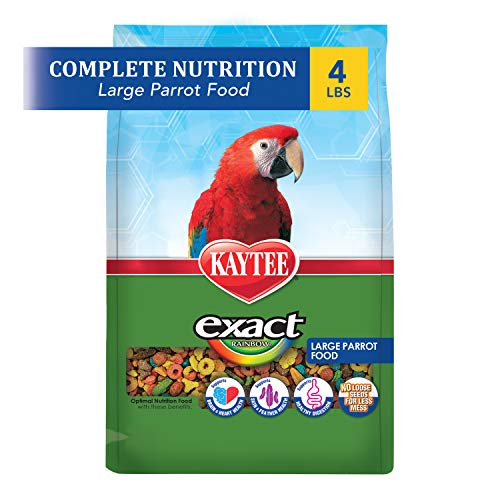 Kaytee Exact Rainbow Large Parrot 4lb