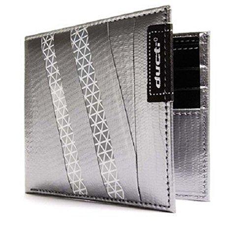 ducti-hybrid-bi-fold-wallet-silver