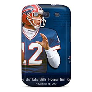 Awesome TTd21017ZIQO AbbyFactory Defender Tpu Hard Case Cover For Galaxy S3- Buffalo Bills