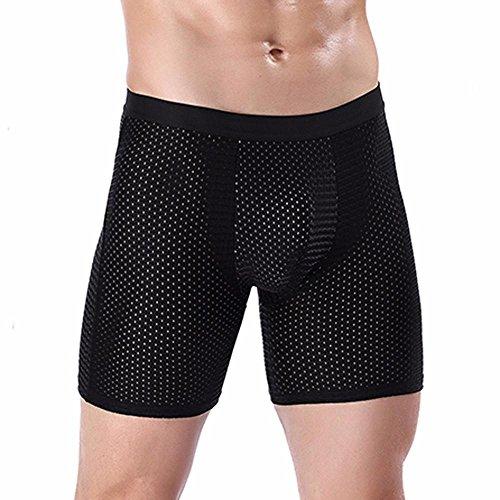 Boxer Underpants Underwear Sexy Men's Clearance Briefs Pouch Trunks Men's Modal Shorts Underwear Sexy Black Sonnena Bulge A8qw6nqT
