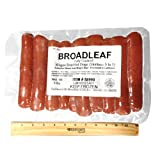Kobe Wagyu Beef Hot Dogs Frozen - Avg 5 Lb (Pack of 2)