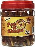 Pet 'n Shape Chik 'n Skewers Natural Dog Treats, 1-Pound Tub