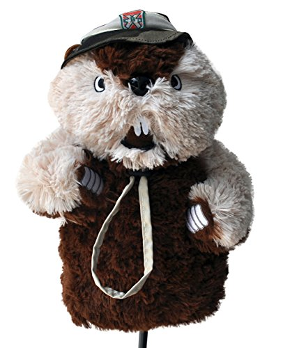 ReadyGOLF Groundskeeper Gopher Golf Headcover -