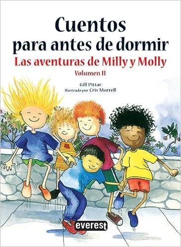Fácil descarga gratuita de libros electrónicos en inglés. Cuentos para antes de dormir. Las aventuras de Milly y Molly. Volumen 2 PDF