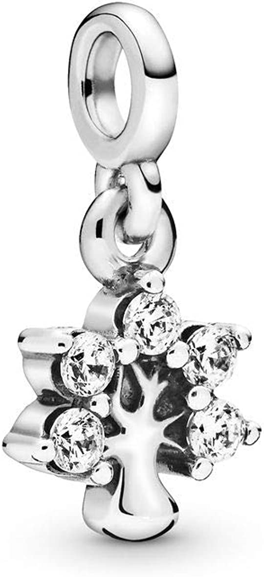 PANDORA My Nature 925 Sterling Silver Charm - 798367CZ