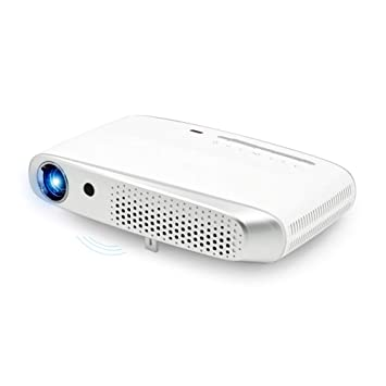 WWK Pico proyector Inteligente, Proyector de Oficina Comercial ...