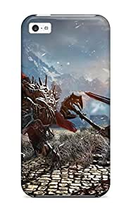 Premium [iNmXFqZ9401oxSxl]lords Of The Fallen Case For Iphone 5c- Eco-friendly Packaging