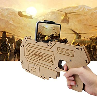 Welook AR Gun Augmented Reality Shooting 3D Games Gamepad Bluetooth 4.0 Smart Phone Games Controller Fit for IOS Android System
