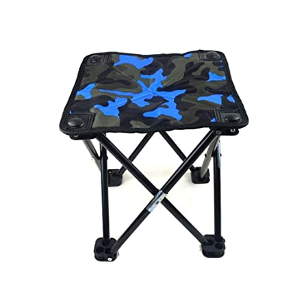 Sensational Color Blue Camping Furniture Xy Stools Folding Camping Pabps2019 Chair Design Images Pabps2019Com