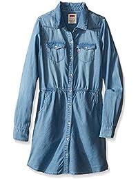 Girls' Long Sleeve Western Dress