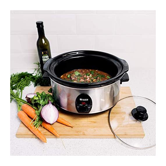 Sabichi Haden 3.5L Slow Cooker/Electric Multi-Function Cooker/Rice Cooker 4