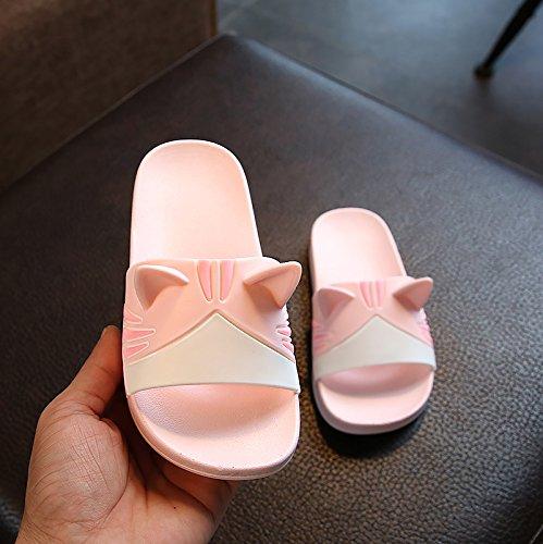 31 aire verano baño hembra blando Fankou interiores Zapatillas R antideslizante Luz de plástico cubierta casa amantes baños los con 19cm de estupenda y de del 18 estancia libre fondo zapatillas 30 wqEvEWFSr