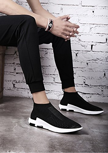 600ec8aad JiYe Men's Running Shoes Free Transform Flyknit Fashion Sneakers by