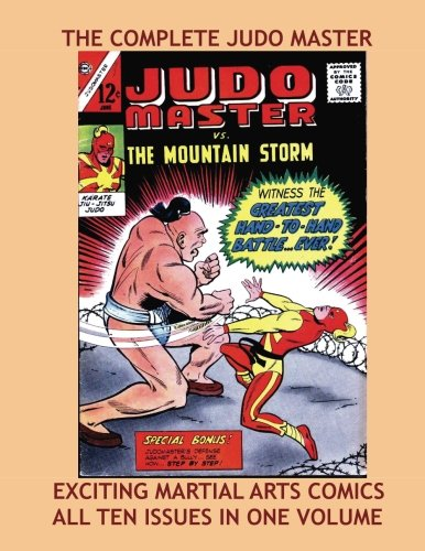 Download The Complete Judo Master: All Ten Issues of the Exciting Martial Arts Comic - All Stories - No Ads PDF