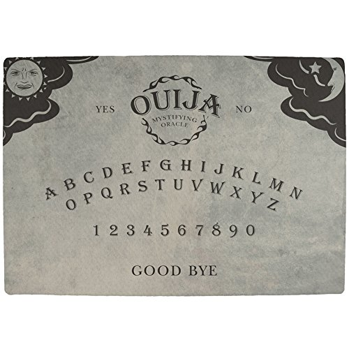 Halloween Ouija Board All Over Indoor Mat