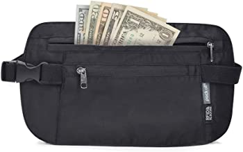 Pack All RFID Blocking Travel Money Belt
