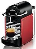 De'Longhi Nespresso Pixie EN 125.R - coffee machine - 19 bar - red