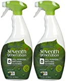 7th generation household cleaner - Seventh Generation All Purpose Cleaner - 32 oz - 2 pk