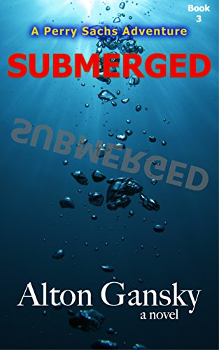 book cover of Submerged