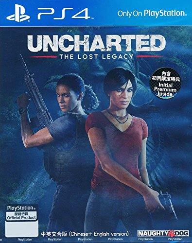 Ps4 Uncharted  The Lost Legacy  English   Chinese Subtitle    Playstation 4  Ps4